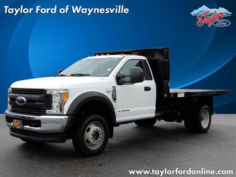 2017 Ford F-450 for sale in Waynesville, NC