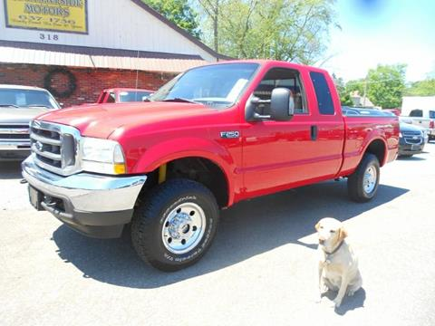 2004 Ford F-250 Super Duty for sale in South Haven, MI