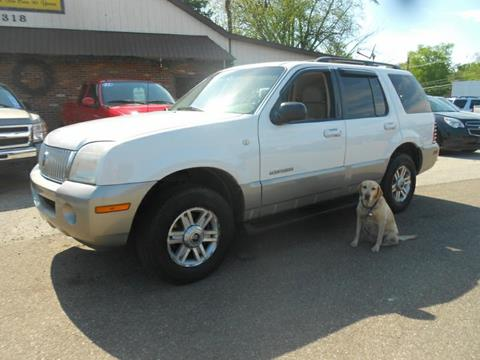 2002 Mercury Mountaineer for sale in South Haven, MI