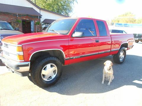 1996 Chevrolet C/K 1500 Series for sale in South Haven, MI