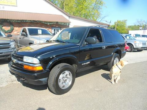 2004 Chevrolet Blazer for sale in South Haven, MI
