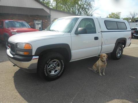 2000 GMC Sierra 1500 for sale in South Haven, MI