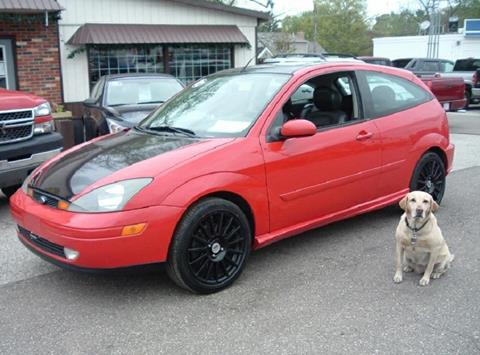 2002 Ford Focus SVT for sale in South Haven, MI