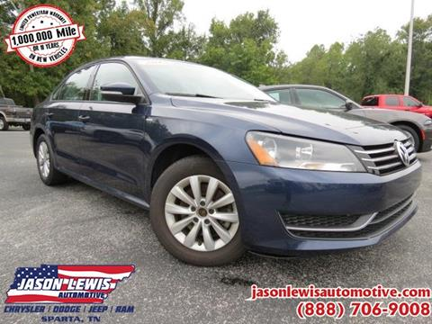 2015 Volkswagen Passat for sale in Sparta, TN
