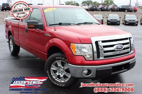 2010 Ford F-150 for sale in Sparta, TN