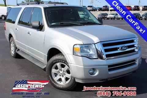2013 Ford Expedition EL for sale in Sparta, TN