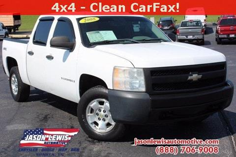 2008 Chevrolet Silverado 1500 for sale in Sparta, TN