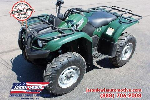 2007 Yamaha Grizzly 450 for sale in Sparta, TN
