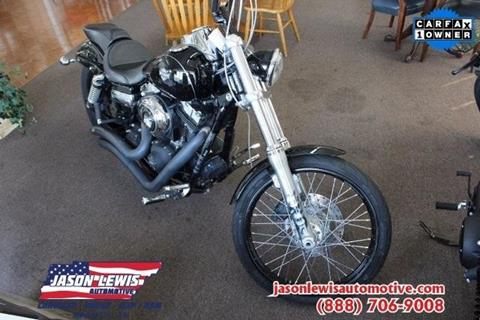 2013 Harley-Davidson Dyna for sale in Sparta, TN