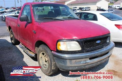 1999 Ford F-150 for sale in Sparta, TN