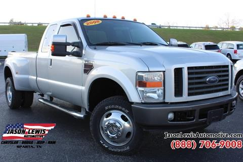2008 Ford F-350 Super Duty for sale in Sparta, TN