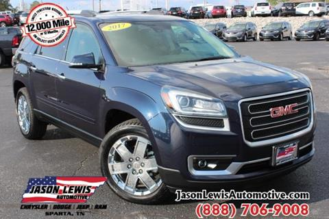 2017 GMC Acadia Limited for sale in Sparta, TN