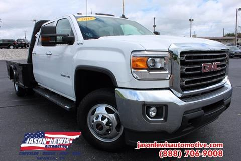 2015 GMC Sierra 3500HD for sale in Sparta, TN