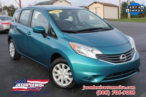 2016 Nissan Versa Note for sale in Sparta, TN