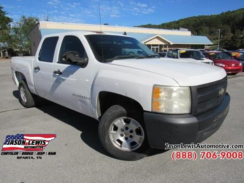 2007 Chevrolet Silverado 1500 for sale in Sparta, TN