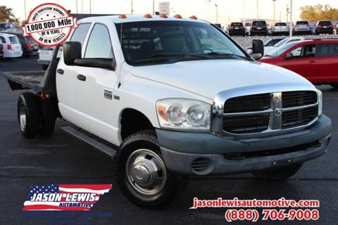 2007 Dodge Ram Chassis 3500 for sale in Sparta, TN