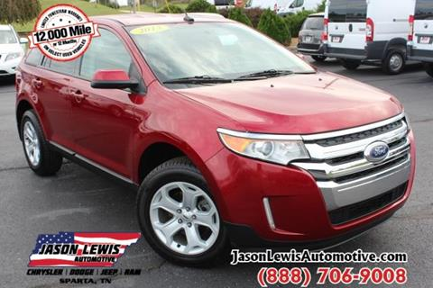 2013 Ford Edge for sale in Sparta, TN