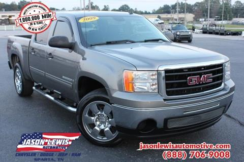 2009 GMC Sierra 1500 for sale in Sparta, TN