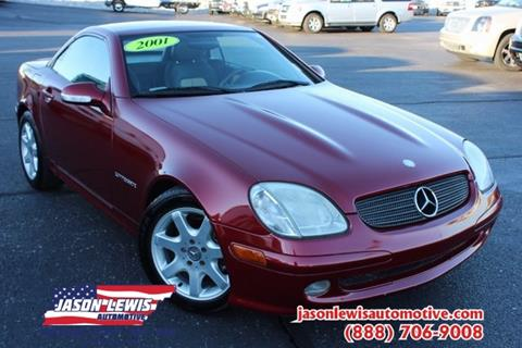 2001 Mercedes-Benz SLK for sale in Sparta, TN