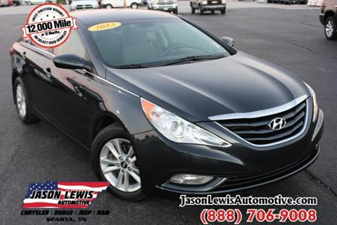 2013 Hyundai Sonata for sale in Sparta, TN
