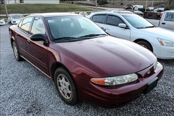 2002 Oldsmobile Alero for sale in Sparta, TN