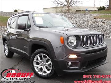 2016 Jeep Renegade for sale in Sparta, TN