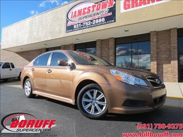 2012 Subaru Legacy for sale in Sparta, TN