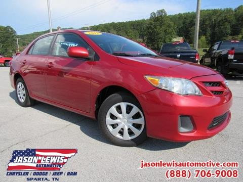 2011 Toyota Corolla for sale in Sparta, TN