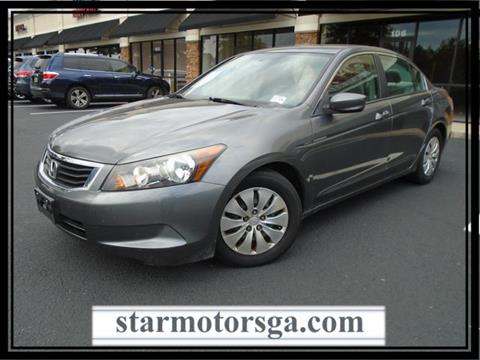 2009 Honda Accord for sale in Alpharetta, GA