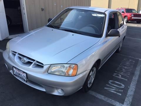 2002 Hyundai Accent for sale in Vallejo, CA