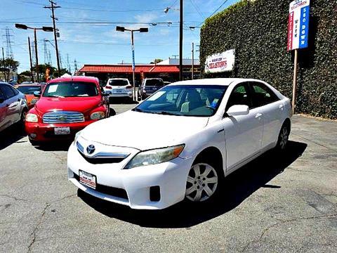 2011 Toyota Camry Hybrid for sale in Bellflower, CA