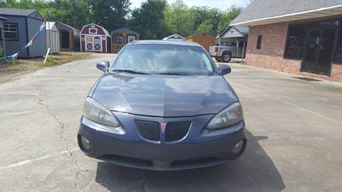 2008 Pontiac Grand Prix for sale in Forest, MS