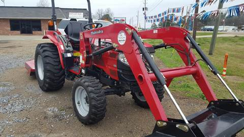 2012 MAHINDRA 3016 HST for sale in Forest, MS