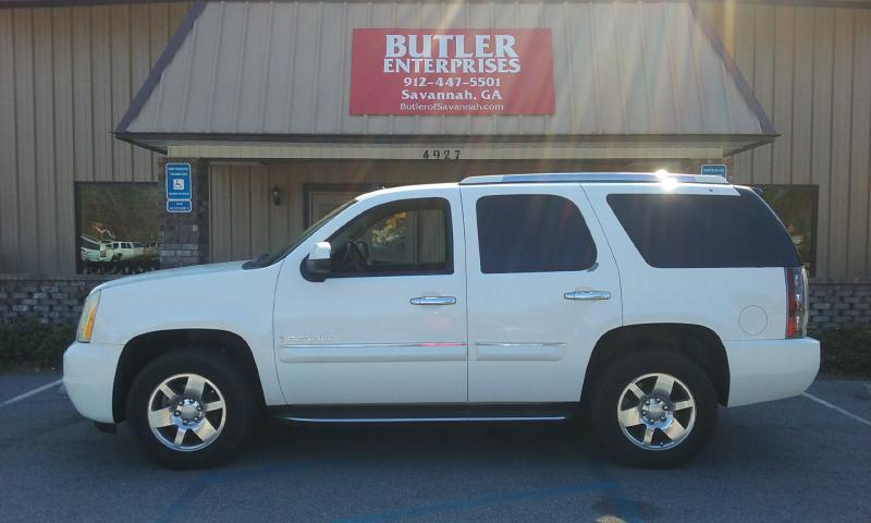 2007 Gmc Yukon AWD Denali 4dr SUV In Savannah GA Butler Enterprises