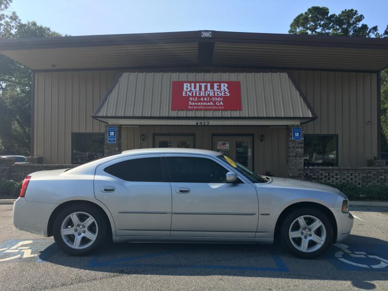 2010 Dodge Charger RT 4dr Sedan In Savannah GA Butler Enterprises