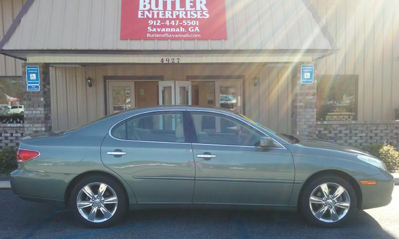 2005 Lexus Es 330 4dr Sedan In Savannah GA Butler Enterprises