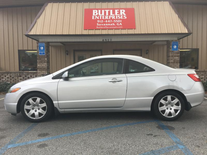 2006 Honda Civic LX 2dr Coupe wAutomatic In Savannah GA Butler