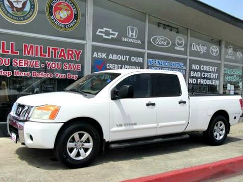 2008 Nissan Titan for sale in National City CA