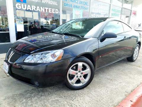2007 Pontiac G6 for sale in National City, CA