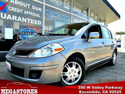 2012 Nissan Versa for sale in National City CA