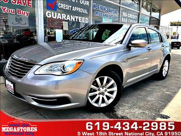 2013 Chrysler 200 for sale in National City, CA