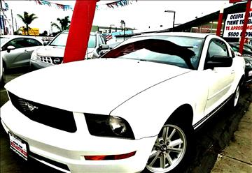 2005 Ford Mustang for sale in National City, CA