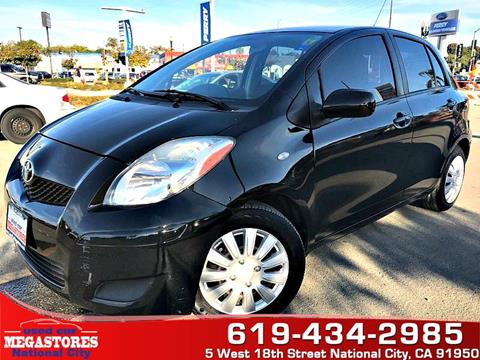 2009 Toyota Yaris for sale in National City CA