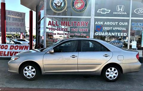 2003 Toyota Camry for sale in National City, CA