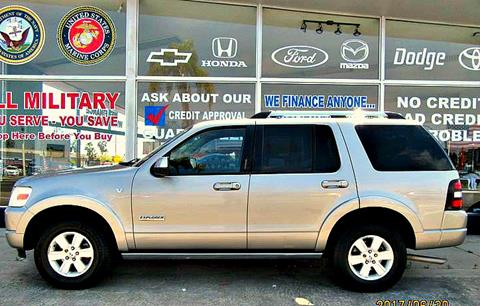 2008 Ford Explorer for sale in National City CA