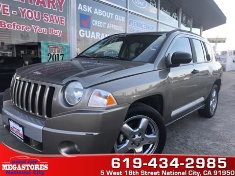 2007 Jeep Compass for sale in National City CA