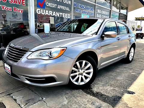2013 Chrysler 200 for sale in National City CA