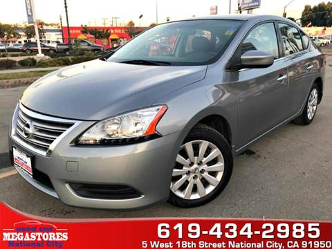 2013 Nissan Sentra for sale in National City CA