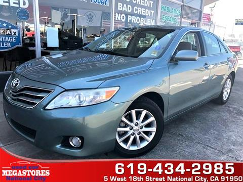 2011 Toyota Camry for sale in National City CA