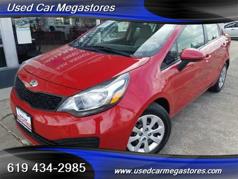 2013 Kia Rio for sale in National City CA